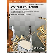 Curnow Music Concert Collection (Grade 1.5) (Bb Clarinet and Bb Bass Clarinet) Concert Band Level 1.5 by Various