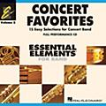 Hal Leonard Concert Favorites Vol. 2 - Full Performance CD Concert Band Level 1-1.5 Arranged by Michael Sweeney-thumbnail
