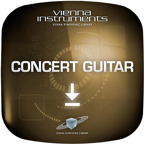 Vienna Instruments Concert Guitar Upgrade To Full Library