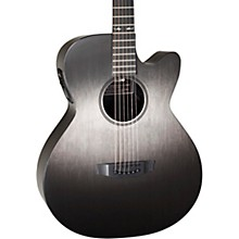 RainSong Concert Hybrid Series CH-WS with L.R. Baggs Element Acoustic-Electric Guitar Pinstripe Rosette