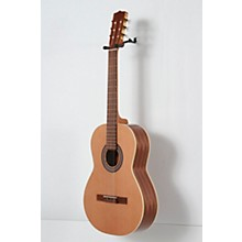 La Patrie Concert Left-Handed Classical Guitar Level 2 Natural 888366048337