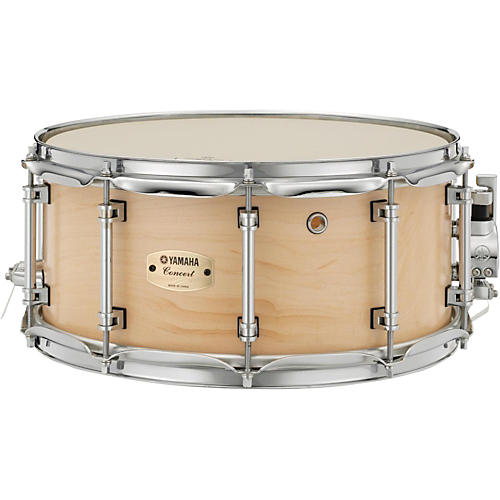 Yamaha Concert Series Maple Snare Drum-thumbnail