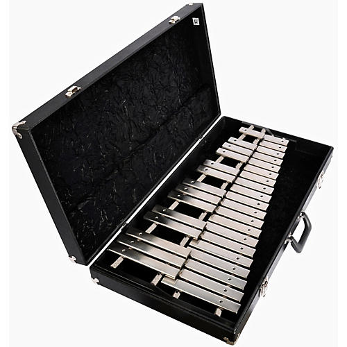 Adams Concert Series Orchestra Bells, 2.6 Octaves with Black Case-thumbnail