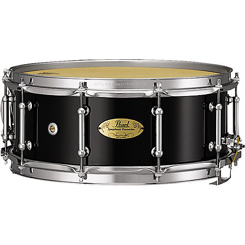 Pearl Concert Series Snare Drum 14 x 5.5 Piano Black