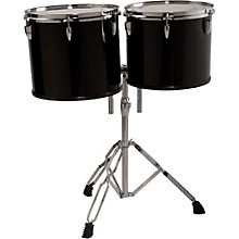 "Sound Percussion Labs Concert Tom Set 13"" and 14"" with Stand"