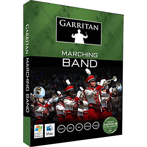Garritan Concert and Marching Band Sound Library