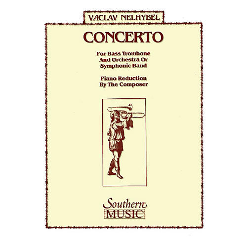 Southern Concerto (Bass Trombone) Southern Music Series Composed by Vaclav Nelhybel-thumbnail