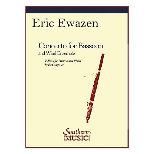 Southern Concerto (Bassoon) Concert Band Level 4 Composed by Eric Ewazen-thumbnail