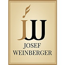 Joseph Weinberger Concerto for Two Pianos and Strings Boosey & Hawkes Scores/Books Series