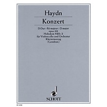 Schott Concerto in D Major, Op. 101 (Hob. 7b:2) Schott Composed by Joseph Haydn Arranged by Maurice Gendron