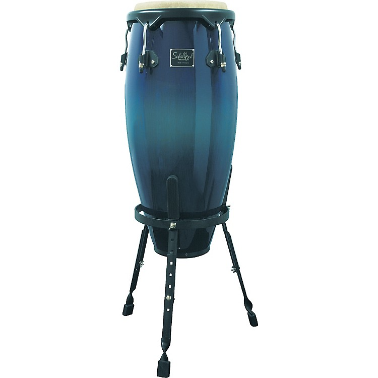 SchallochConga DrumBlue Burst11 inch