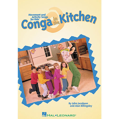 Hal Leonard Conga In The Kitchen-thumbnail