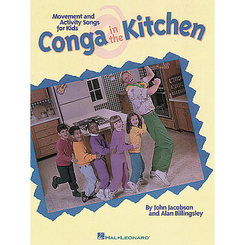Hal Leonard Conga In the Kitchen CD-thumbnail
