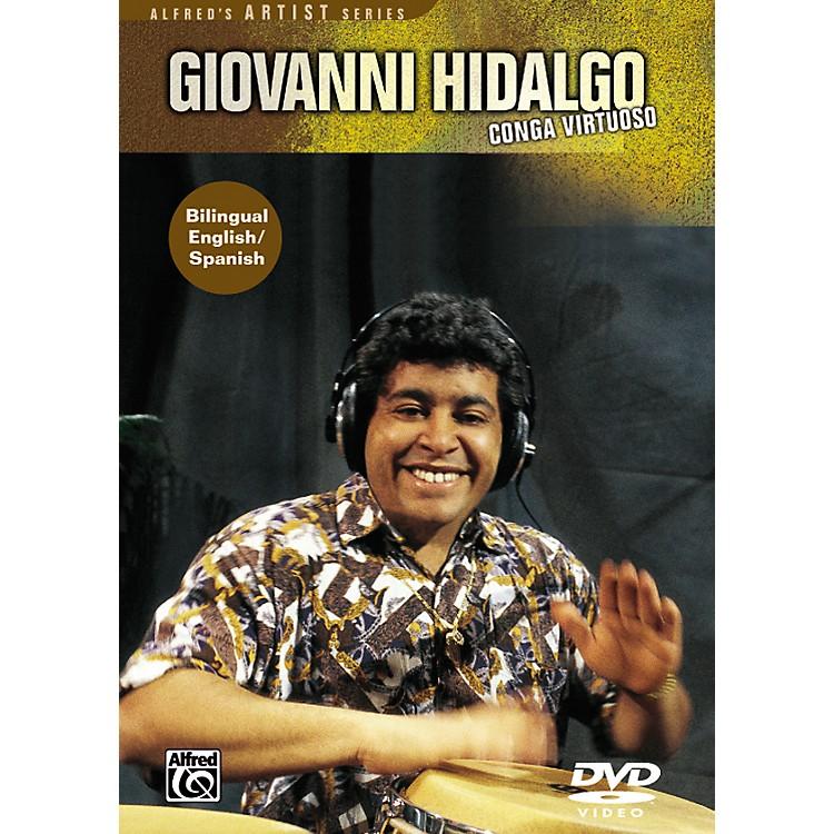 AlfredConga Virtuoso with Giovanni Hidalgo DVD