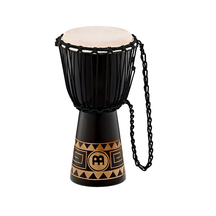 Meinl Congo Series Headliner Rope Tuned Wood Djembe 8 Inch