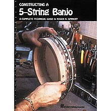 Hal Leonard Constructing a 5-String Banjo Book