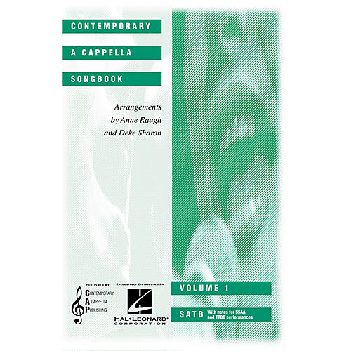 Hal Leonard Contemporary A Cappella Songbook - Vol. 1 (Collection) SATB a cappella arranged by Deke Sharon