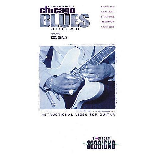 Hal Leonard Contemporary Chicago Blues Guitar Video