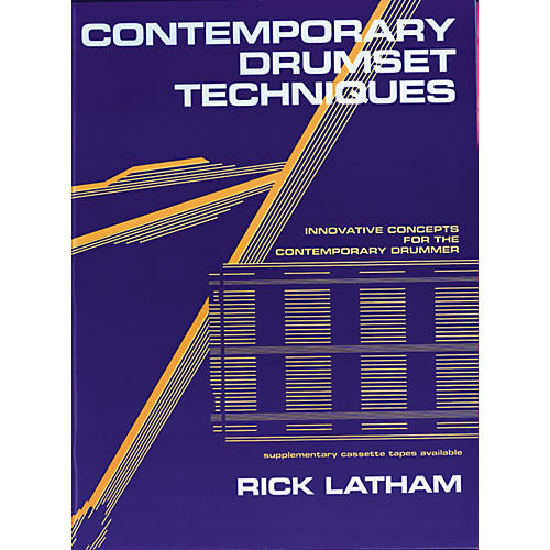 Carl Fischer Contemporary Drumset Techniques (Book and CD Set)
