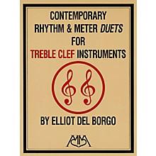 Hal Leonard Contemporary Rhythm and Meter Duets Meredith Music Resource Series by Elliot DelBorgo