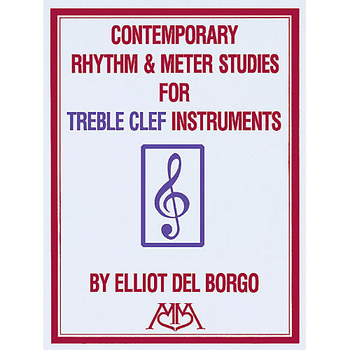 Hal Leonard Contemporary Rhythm and Meter Studies Meredith Music Resource Series by Elliot DelBorgo-thumbnail