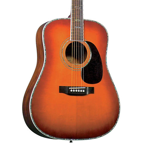 Blueridge Contemporary Series BR-70 Adirondack Dreadnought Acoustic Guitar Sunburst