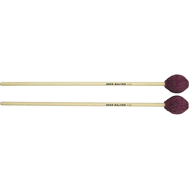Mike Balter Contemporary Series Birch Marimba Mallets Wine Yarn Soft