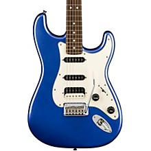 Contemporary Stratocaster HSS Rosewood Fingerboard Electric Guitar Ocean Blue Metallic