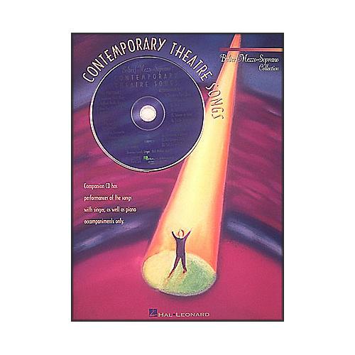 Hal Leonard Contemporary Theatre Songs Belter Mezzo-Soprano Book/CD-thumbnail