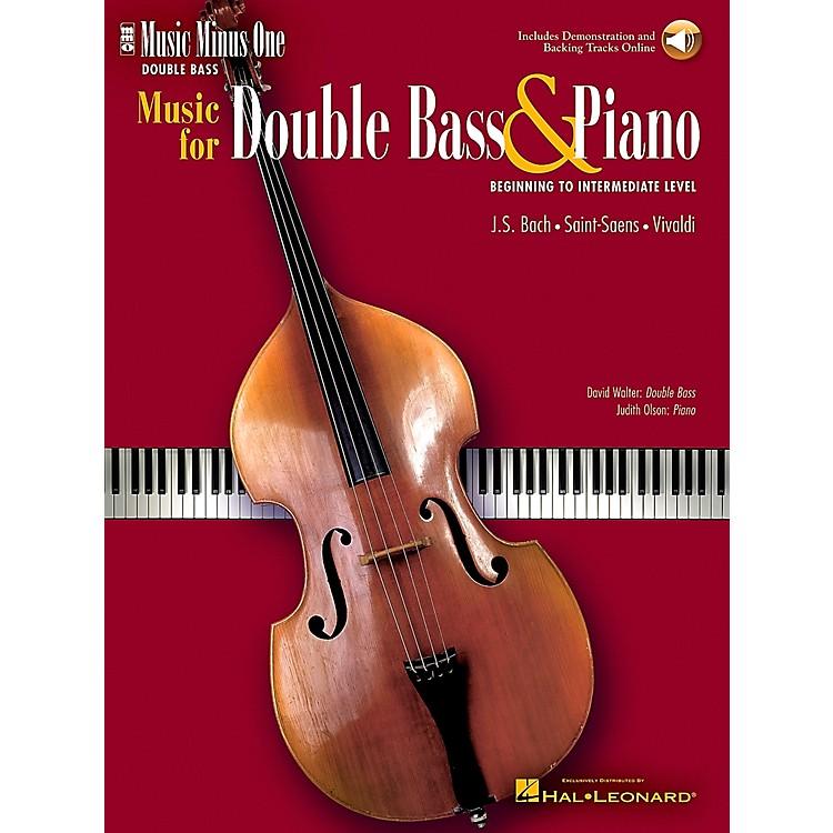 Hal LeonardContest Solos for Double Bass