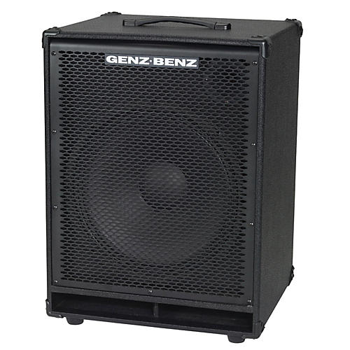 Genz Benz Contour 500 Series CTR500-EXT115 1x15 Bass Speaker Cabinet