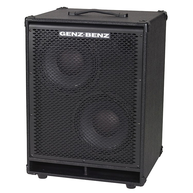 Genz Benz Contour 500 Series CTR500-EXT210 2x10 Bass Speaker Cabinet