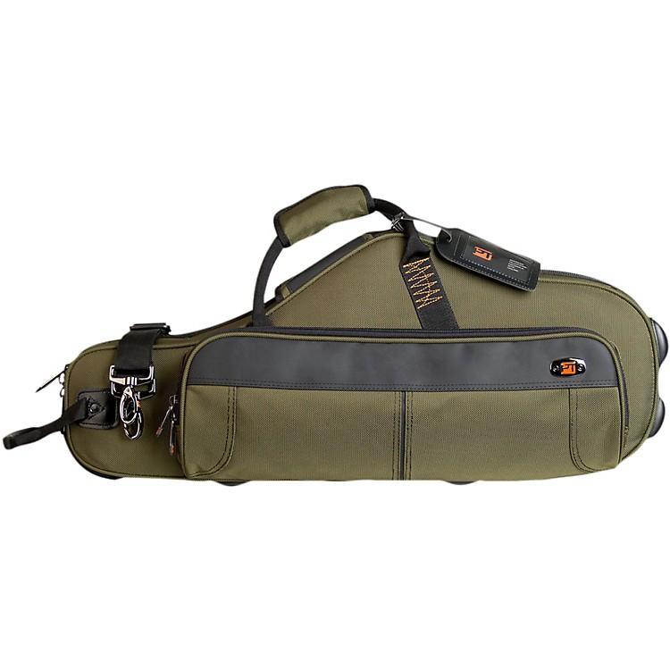 ProtecContoured Alto Sax PRO PAC CaseSurplus Green