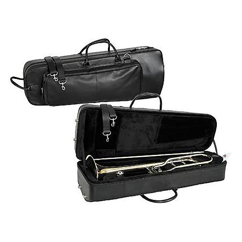 Protec Contoured Leather Pro Pac Trombone Case