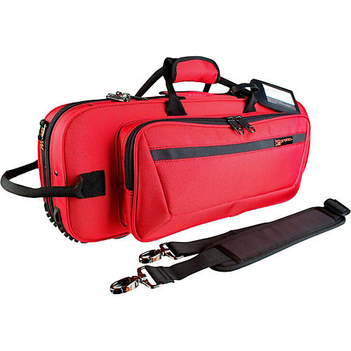 Protec Contoured PRO PAC Trumpet Case Red