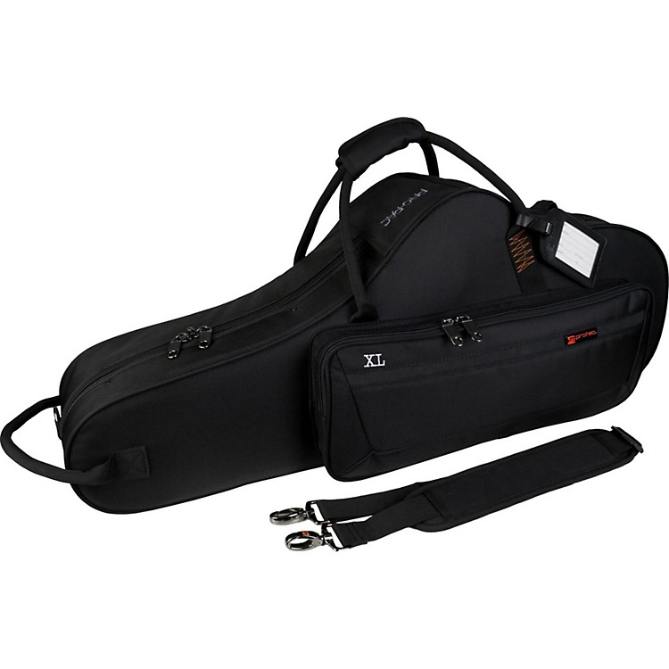 Protec Contoured Tenor PRO PAC Saxophone Case XL Model - Black