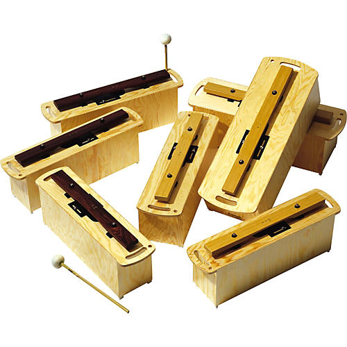Sonor Contra Bass Chime Bars F-B Rosewood F#, Ks 60P-F#