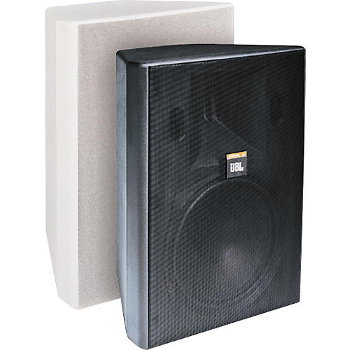 JBL Control 28 8 Inch 2-Way Indoor/Outdoor Speaker Pair Black