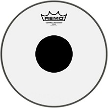 Remo Controlled Sound Black Dot Batter Head 10 in.