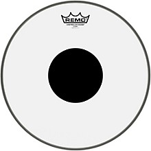 Remo Controlled Sound Black Dot Batter Head 13 in.