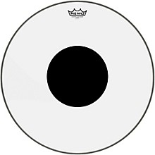 Remo Controlled Sound Black Dot Batter Head 20 in.