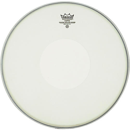 Remo Controlled Sound Coated Dot Top Snare Batter  13 in.