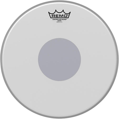 Remo Controlled Sound Reverse Dot Coated Snare Head  13 in.