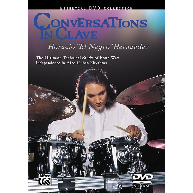 AlfredConversations In Clave Dvd