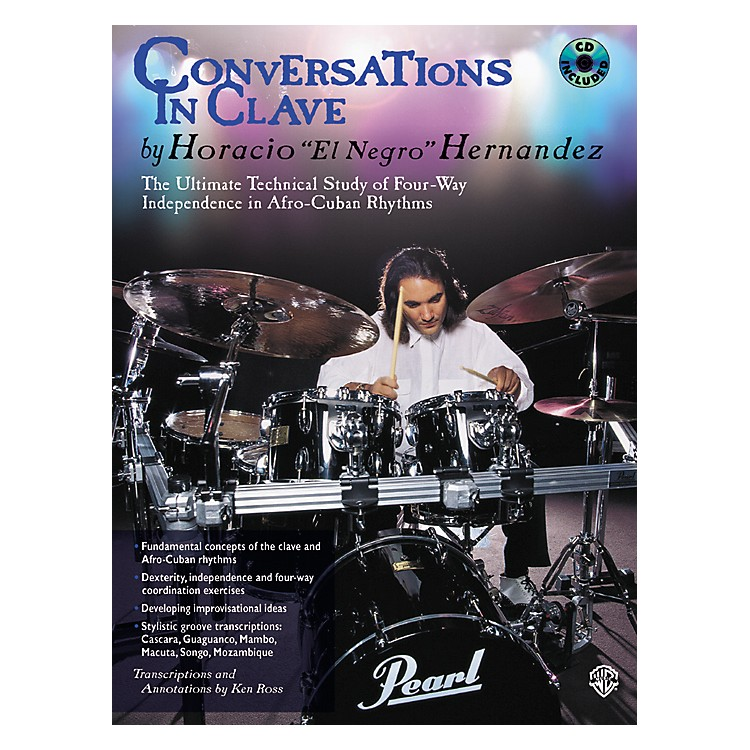 AlfredConversations in Clave (Book/CD)