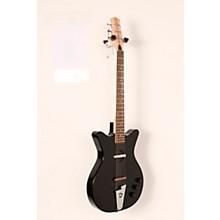 Danelectro Convertible Acoustic-Electric Guitar Level 2 Black 190839112965