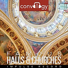 Impulse Record Convology Famous Halls & Churches Software Download
