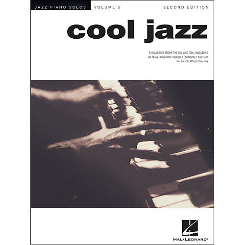 Hal Leonard Cool Jazz Piano Solo