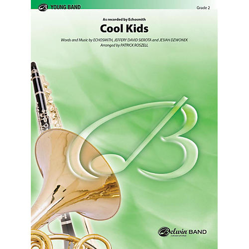 Alfred Cool Kids Concert Band Grade 2-thumbnail