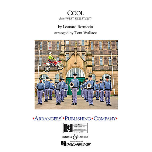 Arrangers Cool Marching Band Arranged by Tom Wallace-thumbnail